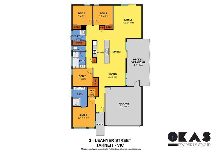 3 Leanyer Street, Tarneit 3029, VIC House Photo
