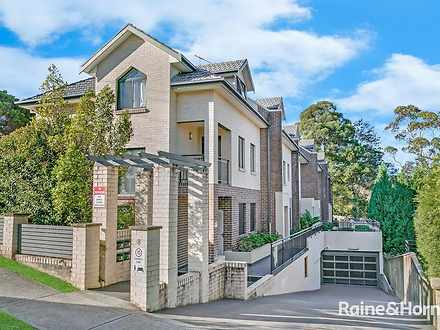 5/8 Charles Street, Carlingford 2118, NSW Townhouse Photo