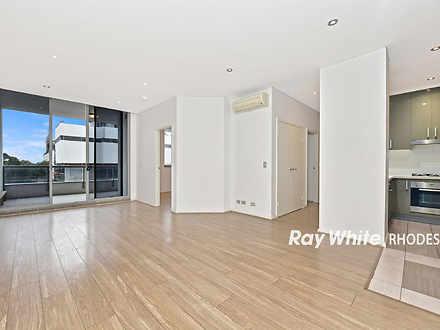 725/4 Marquet Street, Rhodes 2138, NSW Apartment Photo