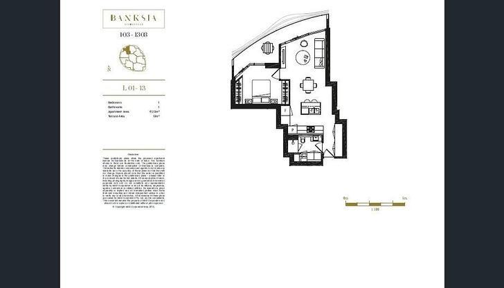 303/2  Glenti  Street, Docklands 3008, VIC Apartment Photo