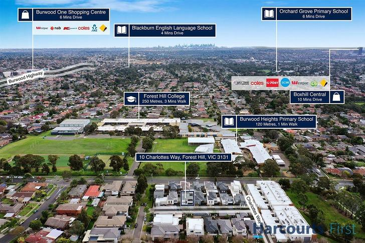 10 Charlottes Way, Forest Hill 3131, VIC House Photo