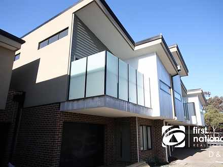 3/548 Buckley Street, Keilor East 3033, VIC Townhouse Photo