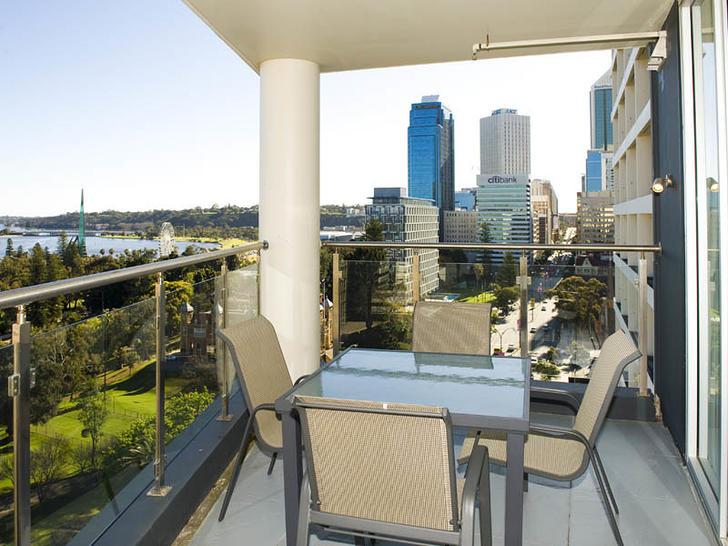 87/22 St Georges Terrace, Perth 6000, WA Apartment Photo