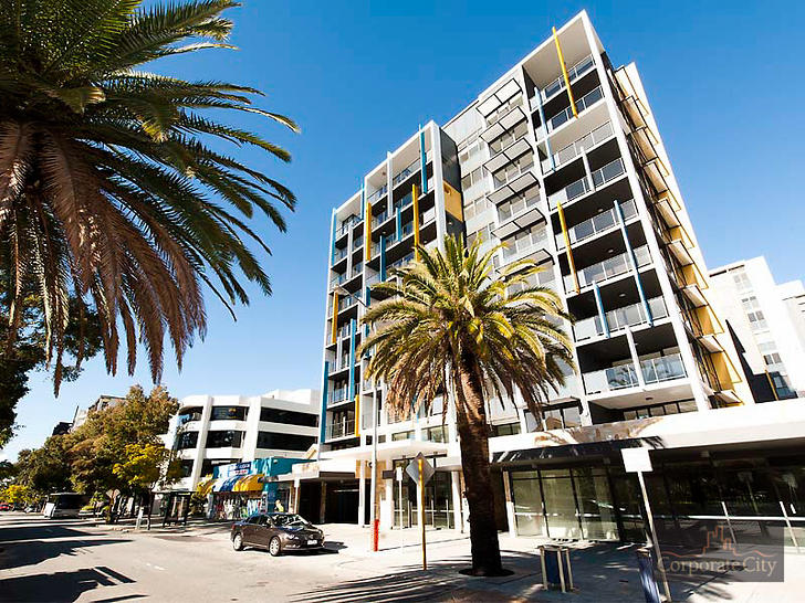 98/311 Hay Street, East Perth 6004, WA Apartment Photo
