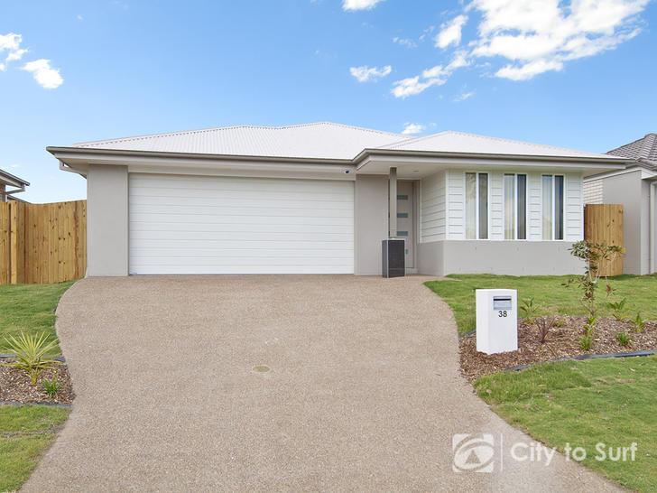 38 Coralina Crescent, Logan Reserve 4133, QLD House Photo