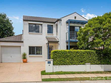 4 Kendell Street, Stanhope Gardens 2768, NSW House Photo