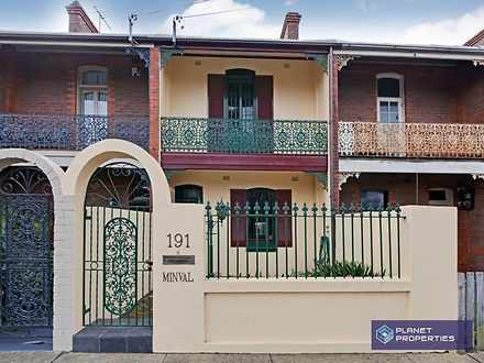 191 Elizabeth Street, Croydon 2132, NSW Terrace Photo