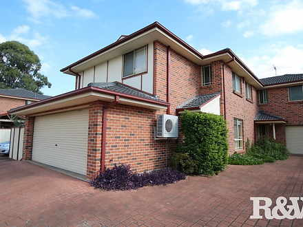 3/16 Blenheim Avenue, Rooty Hill 2766, NSW Townhouse Photo
