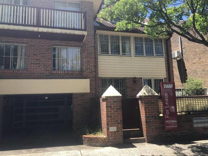 1/39-41 Edward Street, North Sydney 2060, NSW Townhouse Photo