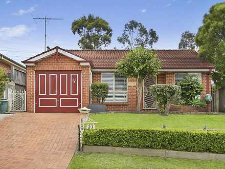 23 Friarbird Crescent, Glenmore Park 2745, NSW House Photo