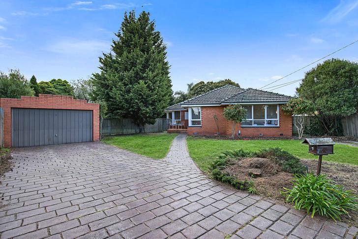 3 Boriska Court, Glen Waverley 3150, VIC House Photo