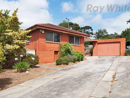 9 Long View Road, Croydon South 3136, VIC House Photo
