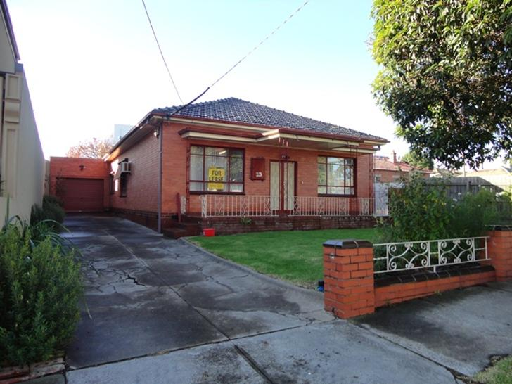 13 Murray Street, Moonee Ponds 3039, VIC House Photo