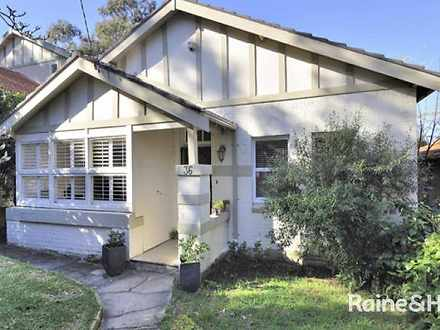 36 Park Road, St Leonards 2065, NSW House Photo