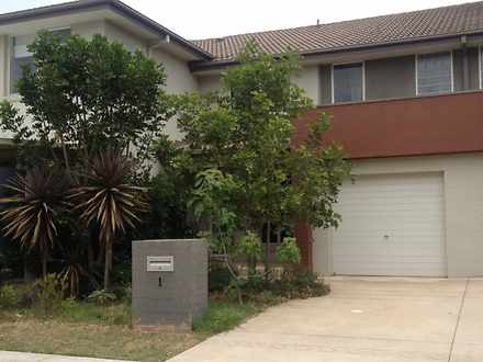 1 Acton Lane, Holsworthy 2173, NSW Townhouse Photo