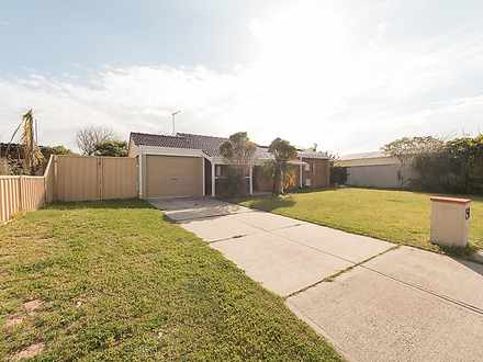 3 Gascoyne Way, Cooloongup 6168, WA House Photo