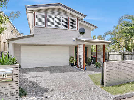 20 Kingfisher Lane, East Brisbane 4169, QLD House Photo