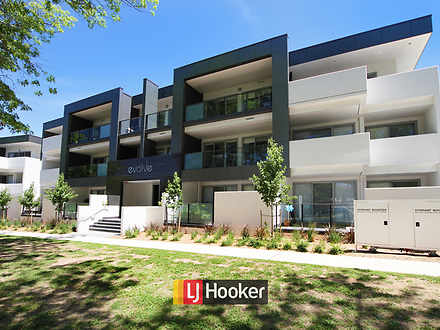 16/14 New South Wales Crescent, Forrest 2603, ACT Apartment Photo