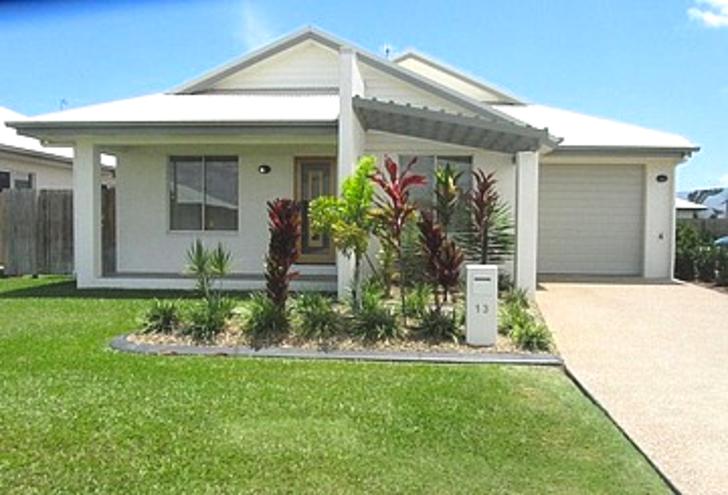 13 Iona Avenue, Burdell 4818, QLD House Photo
