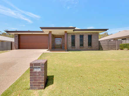19 Tulipwood Circuit, Boyne Island 4680, QLD House Photo