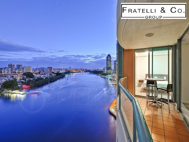 UNIT 64/501 Queen Street, Brisbane City 4000, QLD Townhouse Photo
