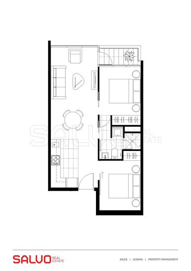 1209/45 Clarke Street, Southbank 3006, VIC Apartment Photo