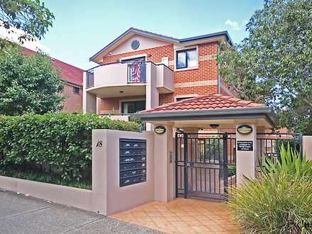 11/18 Eastbourne Road, Homebush West 2140, NSW Apartment Photo