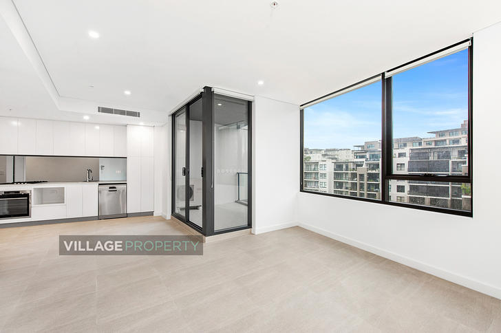 417B/118 Bowden Street, Meadowbank 2114, NSW Apartment Photo