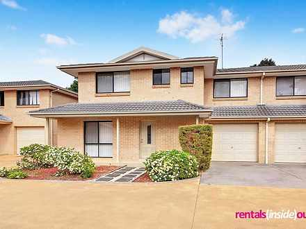 10/94 Saddington Street, St Marys 2760, NSW Townhouse Photo