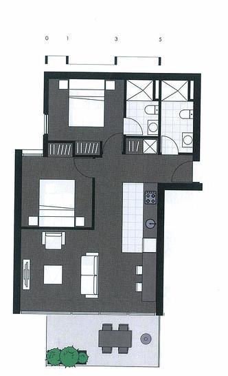 403/1 Brunswick Road, Brunswick 3056, VIC Apartment Photo