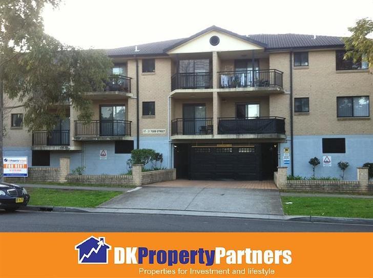 10/17-21 Todd Street, Merrylands West 2160, NSW Unit Photo
