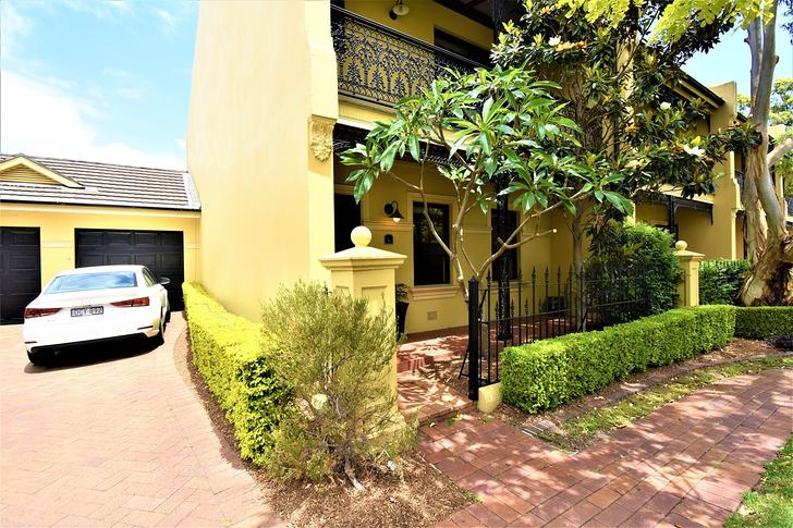 1G/27-31 William Street, Botany 2019, NSW Townhouse Photo