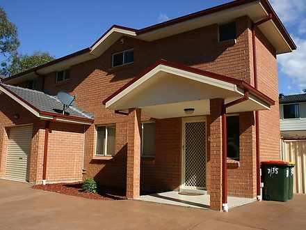 7/35 Abraham Street, Rooty Hill 2766, NSW Townhouse Photo
