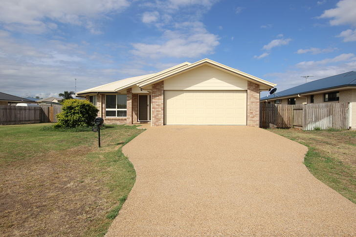 58 Abby Drive, Gracemere 4702, QLD House Photo