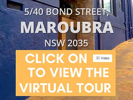 5/40 Bond Street, Maroubra 2035, NSW Unit Photo