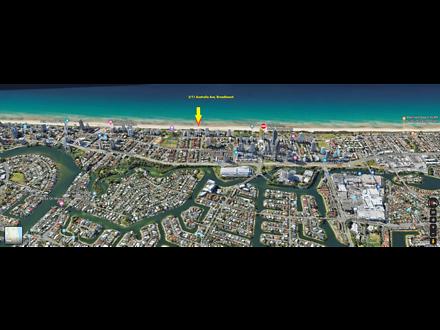 3/11 Australia Avenue, Broadbeach 4218, QLD Unit Photo