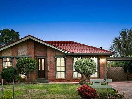 13 Roycroft Avenue, Wantirna South 3152, VIC House Photo