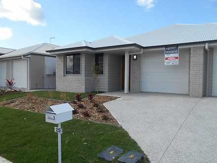 1/25 Rupert Crescent, Morayfield 4506, QLD Duplex_semi Photo