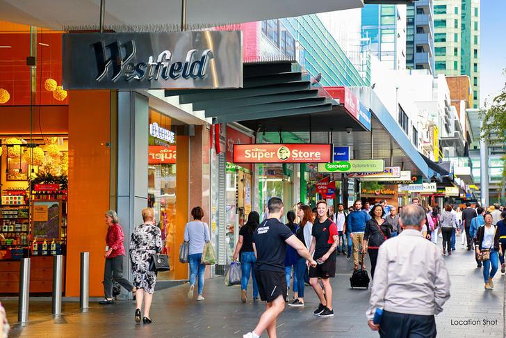 2301/1 Post Office Lane, Chatswood 2067, NSW Unit Photo