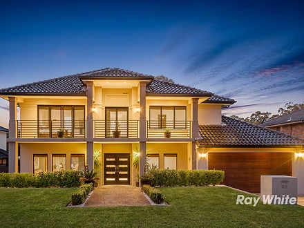 31 Monaco Avenue, Kellyville 2155, NSW House Photo