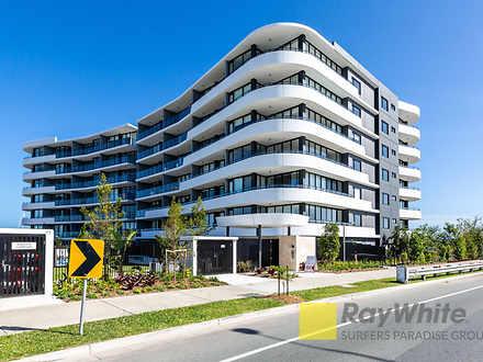 1703/1 Grant Avenue, Hope Island 4212, QLD Apartment Photo