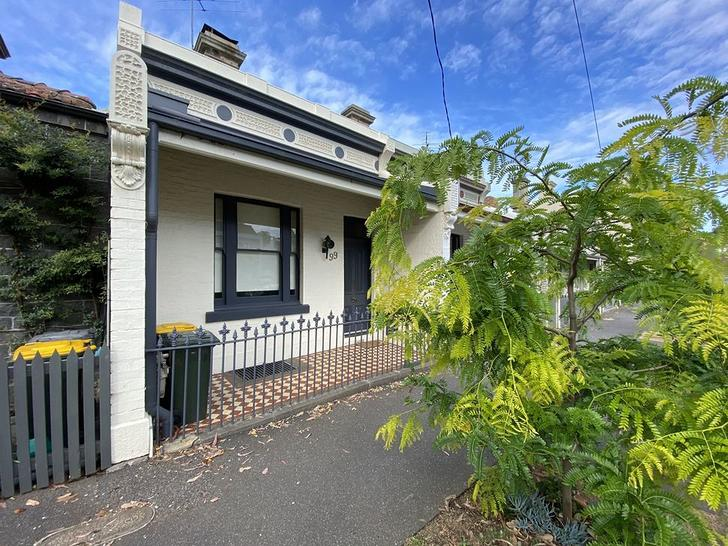 99 Chapman Street, North Melbourne 3051, VIC Terrace Photo