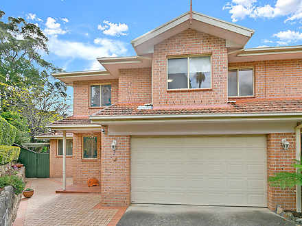 3/58 Baker Street, Carlingford 2118, NSW Townhouse Photo