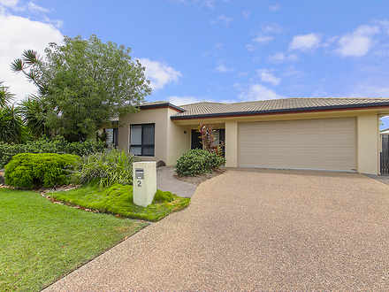 2 Tambo Court, Mount Louisa 4814, QLD House Photo