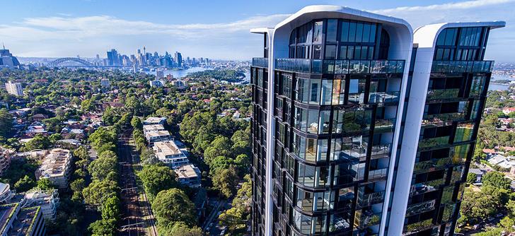 1510/1 Marshall Avenue, St Leonards 2065, NSW Apartment Photo