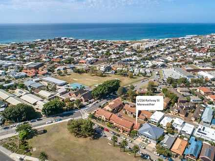 1/216 Union Street, Merewether 2291, NSW Townhouse Photo