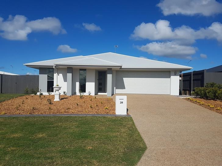 28 O`connell Parade, Urraween 4655, QLD House Photo