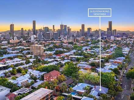 2/26 Elystan Road, New Farm 4005, QLD Apartment Photo