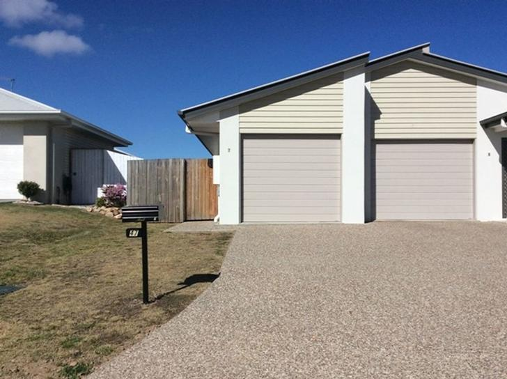 2/47 Br Ted Magee Drive, Collingwood Park 4301, QLD Duplex_semi Photo