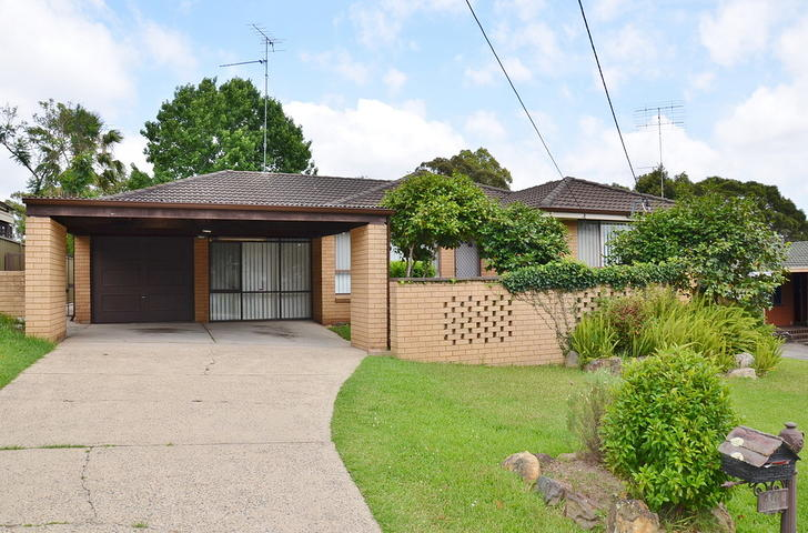 14 Warrina Avenue, Baulkham Hills 2153, NSW House Photo